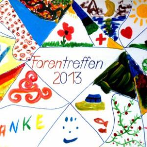 Gruppenlogo von Forentreffen 2013 in Kiel (2. – 4.8.)
